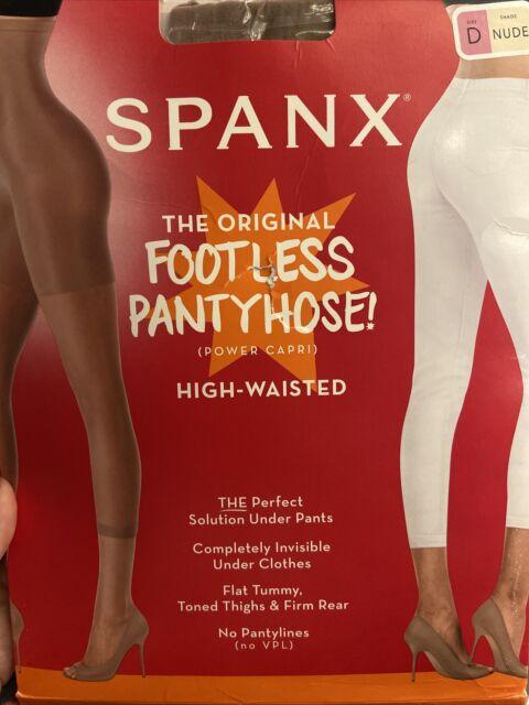 Black Nude Spanx Sara Blakely Super Higher Power Body Shaper