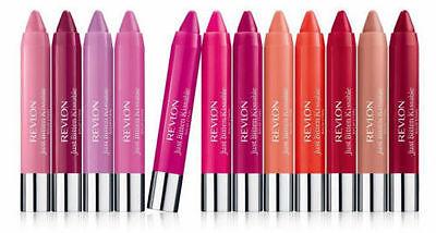 Revlon Just Bitten Kissable / ColorBurst Lip Balm Stain,You Choose Your Colors!