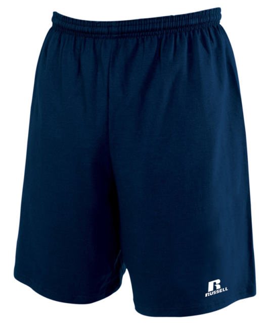 navy blue gym shorts