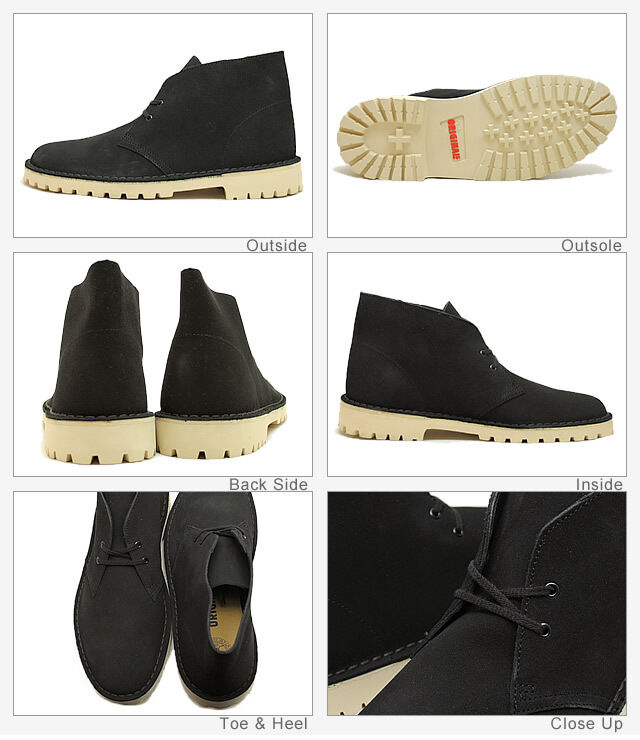 New Clarks Originals BLACK  DESERT TROOPER  BLACK Originals SUEDE  UK 6.5,7,8,9,10,10.5,11 922de8