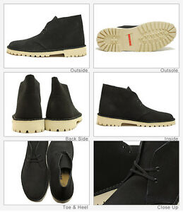 Clarks 6 Desert 11 7 G Suede 10 Uk X 9 8 Trooper Black Originals xrEn07Zwqr