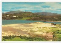 The Silver Sands Of Morar Old Postcard  217a