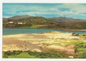 The-Silver-Sands-Of-Morar-Old-Postcard-217a