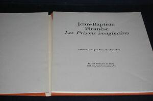 JEAN-BAPTISTE-PIRANESE-LES-PRISONS-IMAGINAIRES-ILLUSTRE-DE-16-PLANCHES-EX-NUM