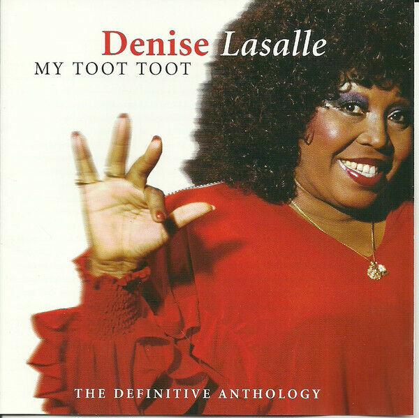 Denise LaSalle – My Toot Toot - The Definitive Anthology 2CD RAR! Neu