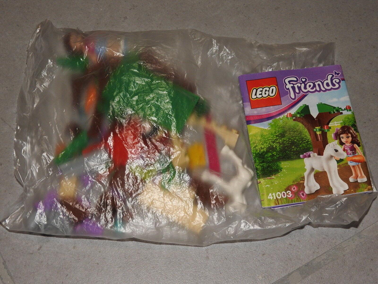 LEGO Friends 41003 Olivias Fohlen  w.NEU o. OVP