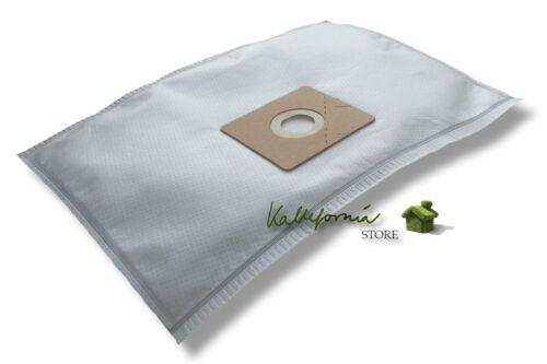 10 Sacchetto Per Aspirapolvere Per Floormatic Ecolab Blue Vac//+//11 FILTRO SACCHI