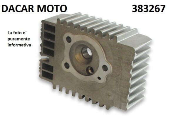 Cabeza 41-43 Radial Malossi Piaggio Bravo 50 383267