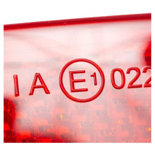 1P1 ORIGINAL SEAT Reflektor Stoßstange LEON hinten rechts 1P0945106D