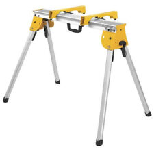 DEWALT Table Saw Stand Wheels Rolling DW7440RS Folding Quick Connect Brackets