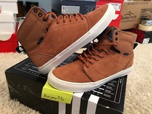 Otw Off Sample 8 Canyon Vans Skate Alomar Us Casual The Vnds Wall Brown 5 Suede I7ygv6Yfmb