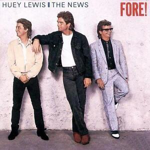 HUEY LEWIS & THE NEWS - FORE! - Italia - HUEY LEWIS & THE NEWS - FORE! - Italia