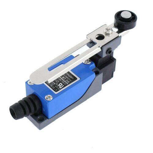 ME-8108 Adjustable Roller Lever Arm Limit Switch NC-NO CNC Mill Router
