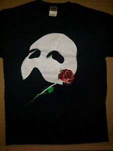 Phantom of the opera T-shirts 3D GLOW IN DARK