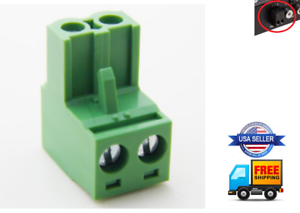 Power Plug HIFONICS MiniDSP ORION Amplifier Equalizer Line Drive 2-Pin Speaker