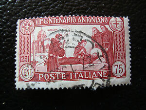 Italy-Stamp-Yvert-and-Tellier-N-277-Obl-A11-Stamp-Italy-Z