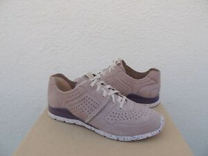 580c7b7a163 Details about UGG TYE DUSK SOFT PERFORATED LEATHER FASHION SNEAKERS, US 9/  EUR 40 ~NIB