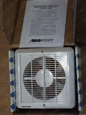 "MANROSE ADDVENT AVX150S 150mm 6"" inch Extractor Fan toilet ..."