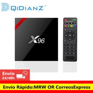 DQiDianZ-X96-Android-7-1-Smart-TV-BOX-Quad-core-Reproductor-multimedia-CAJA