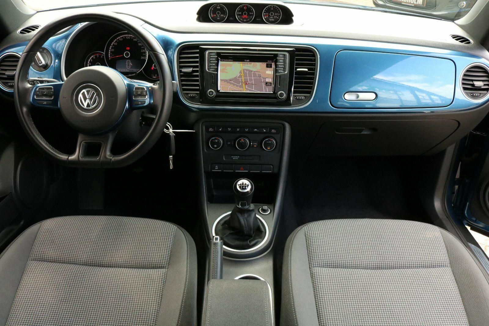 VW The Beetle TSi 105 Design