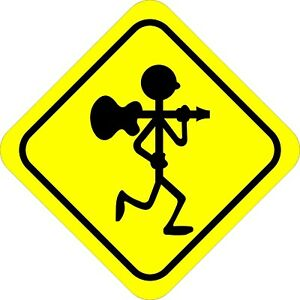 Guitar-Player-Walking-Player-Decals-Bumper-Stickers