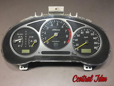 2006-2007 Subaru Impreza JDM WRX STI Speedometer Instrument Cluster 251k 06 07