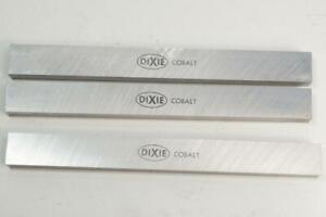 """New Gold Chip Cobalt Hss Lathe Cutter Tool Bit 1//2/"""" x 1/"""" x 8/"""""""