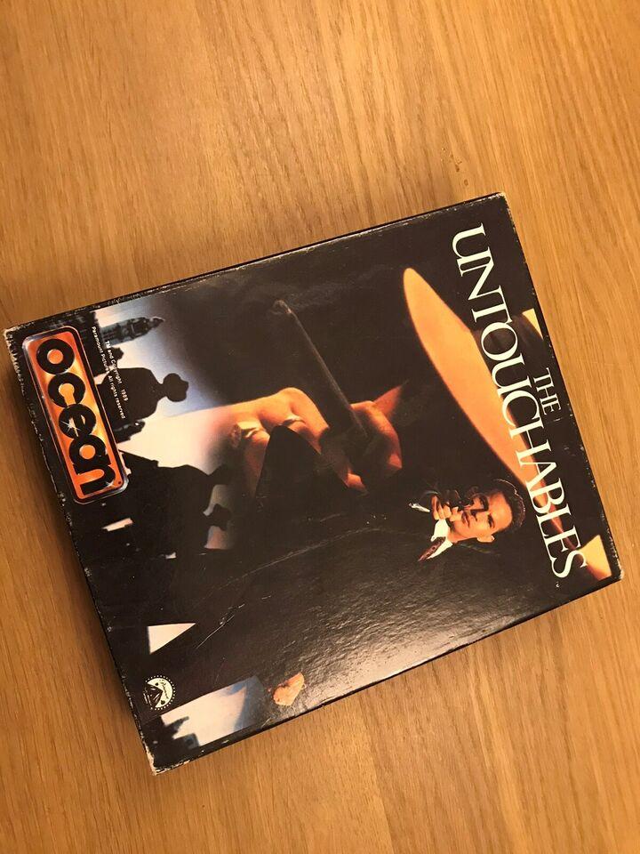 The Untouchables, Amiga 500