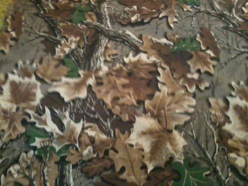"61/"" x 1 Yd Polyurethane Backcoat 500d Cordura Fabric Advantage Classic Camo"