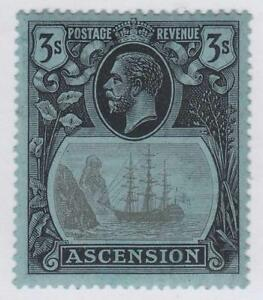 ASCENSION-ISLAND-21-MINT-HINGED-OG-NO-FAULTS-VERY-FINE