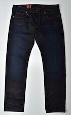 G-STAR RAW - 3301 Straight - Jeans Hydrite Denim Indigo Aged W38 L34 Neu !!