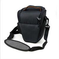 Canvas Camera Bag Tote Case For DSLR NIKON D4 D800 D7000 D5100 D5000 D3200 D3100