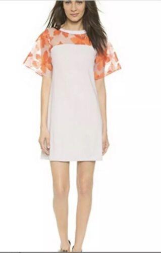 Rebecca Taylor Women's Floral Organza Dress