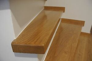 Image Is Loading 13 First Class European Oak Stair Treads 40mm