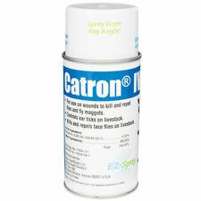 Catron Iv Aerosol 10 Oz Kills Flies Ticks Screw Worm Cattle Sheep Goats Horse