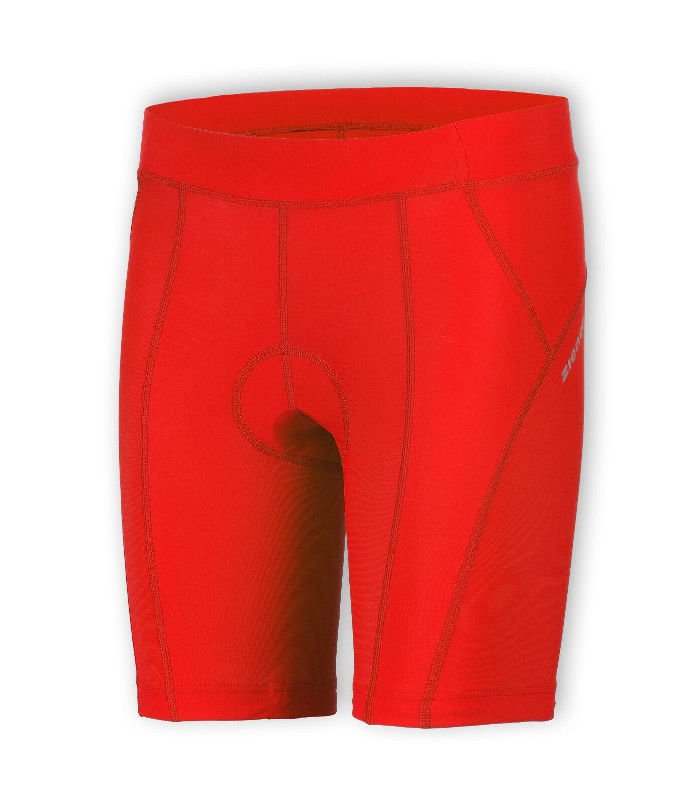 Ziener Mujeres Bicicleta Pantalones Ciclista Ajustado Chocci Rojo 888 Nuevo Nuevo Nuevo  elige tu favorito