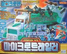 Microman LED Powers Micro Trailer + Secret Pilot Edition