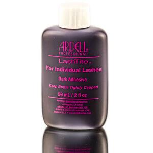 8b56a2fb627 Image is loading Ardell-LASHTITE-Adhesive-for-INDIVIDUAL-lashes-Glue-DARK-