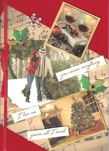 Papyrus Christmas Cards.Details About Papyrus Christmas Card Nip Msrp 8 95 I Love Us Card