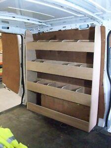 Image is loading Mercedes-Vito-SWB-Van-Storage-Accessories-Van-Racking- & Mercedes Vito SWB Van Storage Accessories Van Racking Plywood ...