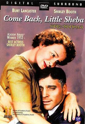 Come Back, Little Sheba (1952) / Burt Lancaster  /New DVD