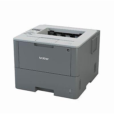 Brother HL-L6250DN Laserdrucker s/w A4 Drucker Duplex Netzwerk 46 Seiten/Minute