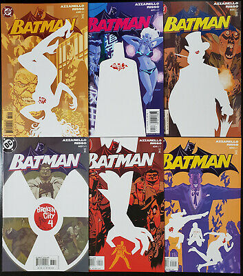 1ST PRINTING BAGGED /& BOARDED DC COMICS 2004 BATMAN #622