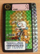 Carte Dragon Ball Z DBZ Carddass Hondan Part 08 #295 Prisme 1991 MADE IN JAPAN