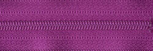 299 Dark Fuchsia jupe et pantalon zip YKK Nylon Fermé Fin Robe