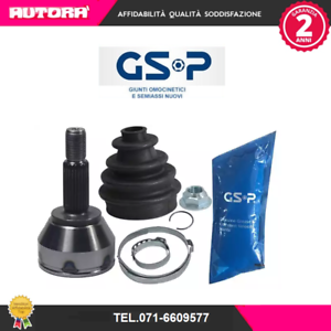 Semiasse lato ruota Ford Focus 98/> GSP 818013-G Kit giunti