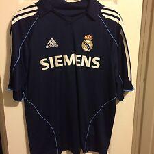 Adidas Zinedine Zidane Zizou Real Madrid Away Jersey Size US Small