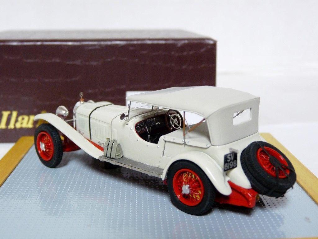 Ilario Ilario Ilario IL43079 1 43 '27 Mercedes-Benz 680 Sindelfingen Handmade Resin Model Car 557981
