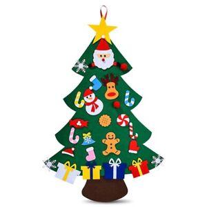 Felt-Christmas-Tree-for-Kids-3D-DIY-26Pcs-Detachable-Ornaments-Xmas-Decorat-ap