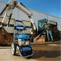 Powerstroke 3100psi Pressure Washer W/ Subaru Electric Start Engine|no Sales Tax